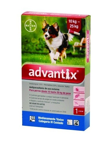 Advantage de Bayer 0.4ml - pipeta para gatitos de 0 a 4kg